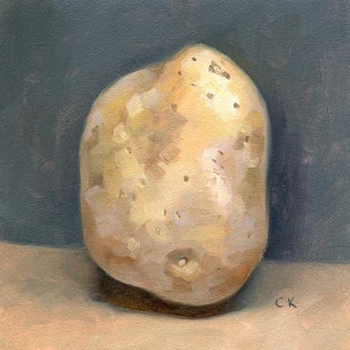 Kornacki Wabisabi Yukon Potato