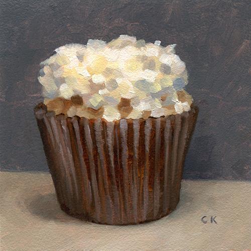 Kornacki Wabisabi Vanilla Cupcake