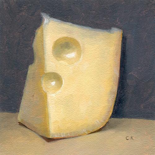 Kornacki Wabisabi Swiss Cheese