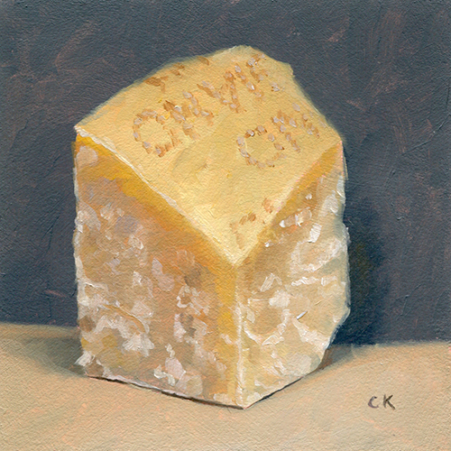 Kornacki Wabisabi Parmesan Cheese