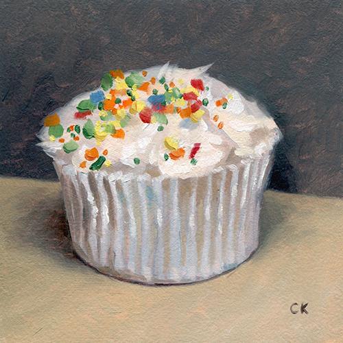 Kornacki Wabisabi Funfetti Cupcake