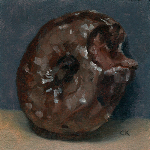 Kornacki Wabisabi Chocolate Glazed Donut