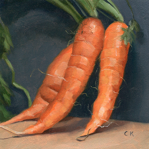 Kornacki Wabisabi Carrots