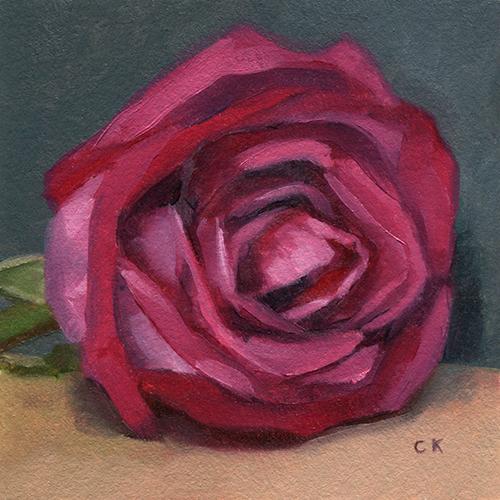 Kornacki Wabisabi Pink Rose