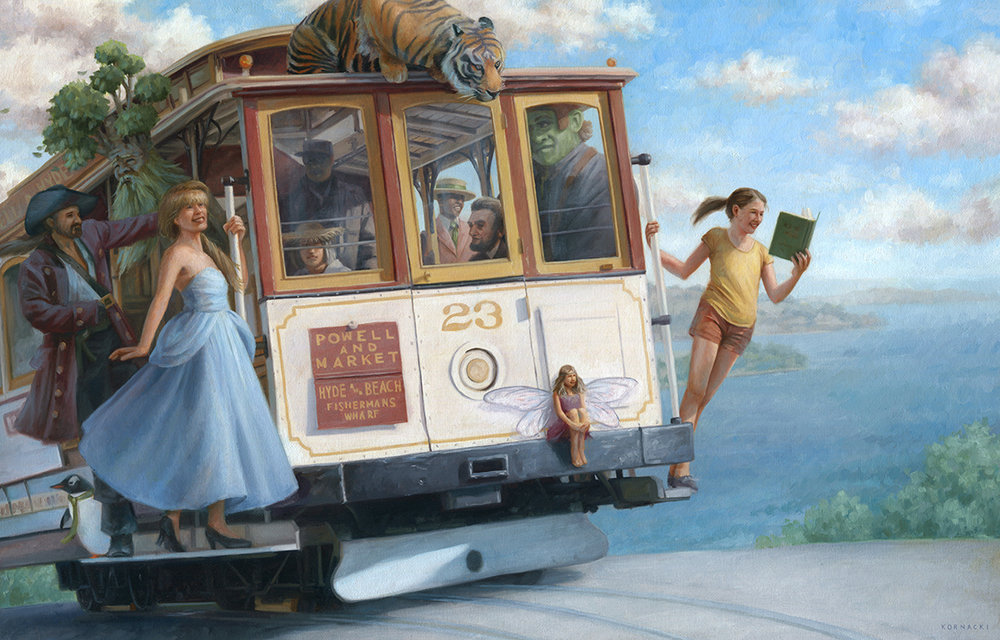 The Trolley Ride