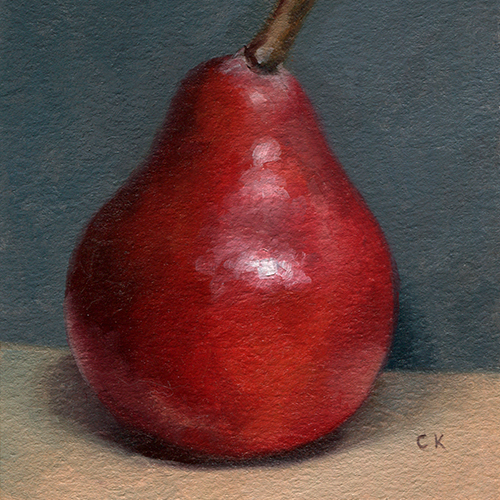 Wabisabi Kornacki Red Pear