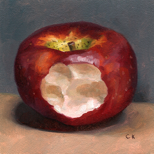Kornacki Wabisabi Red Apple 2