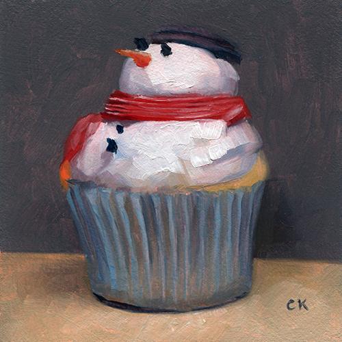 Kornack WabiSabi Snowman