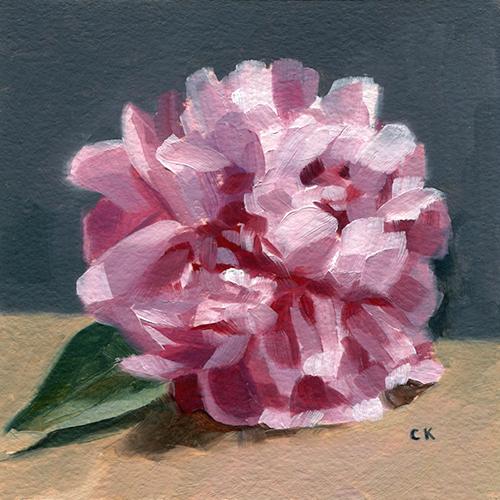 Kornacki WabiSabi Pink Peony