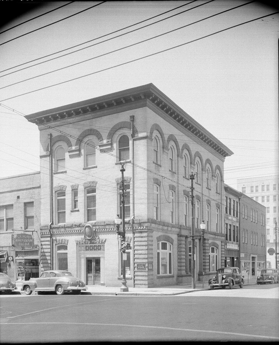 Historic Raleigh Industrial Bank