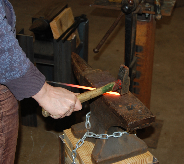 Want to try your hand at forging?