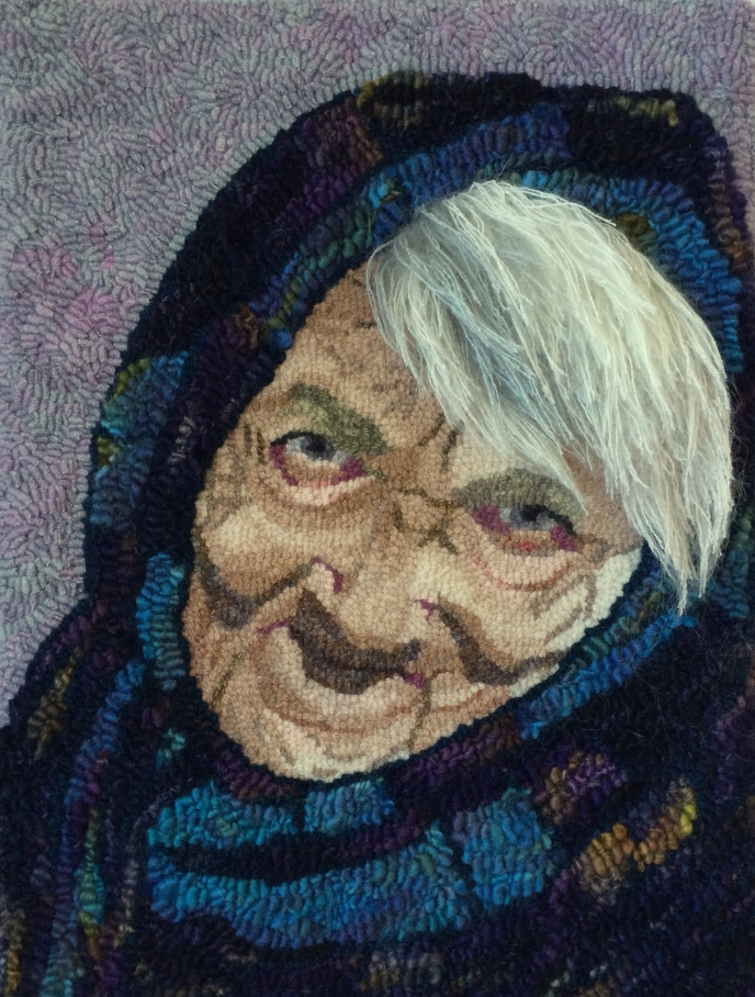 """Madeira"" 2015  Old Woman in Portugal"