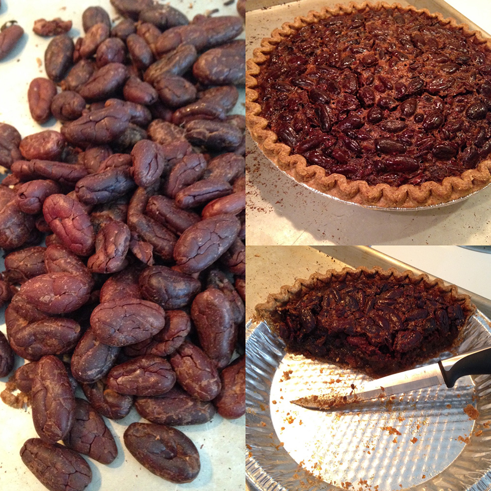 Good King Gourmet Snacking Cacao Love Pie