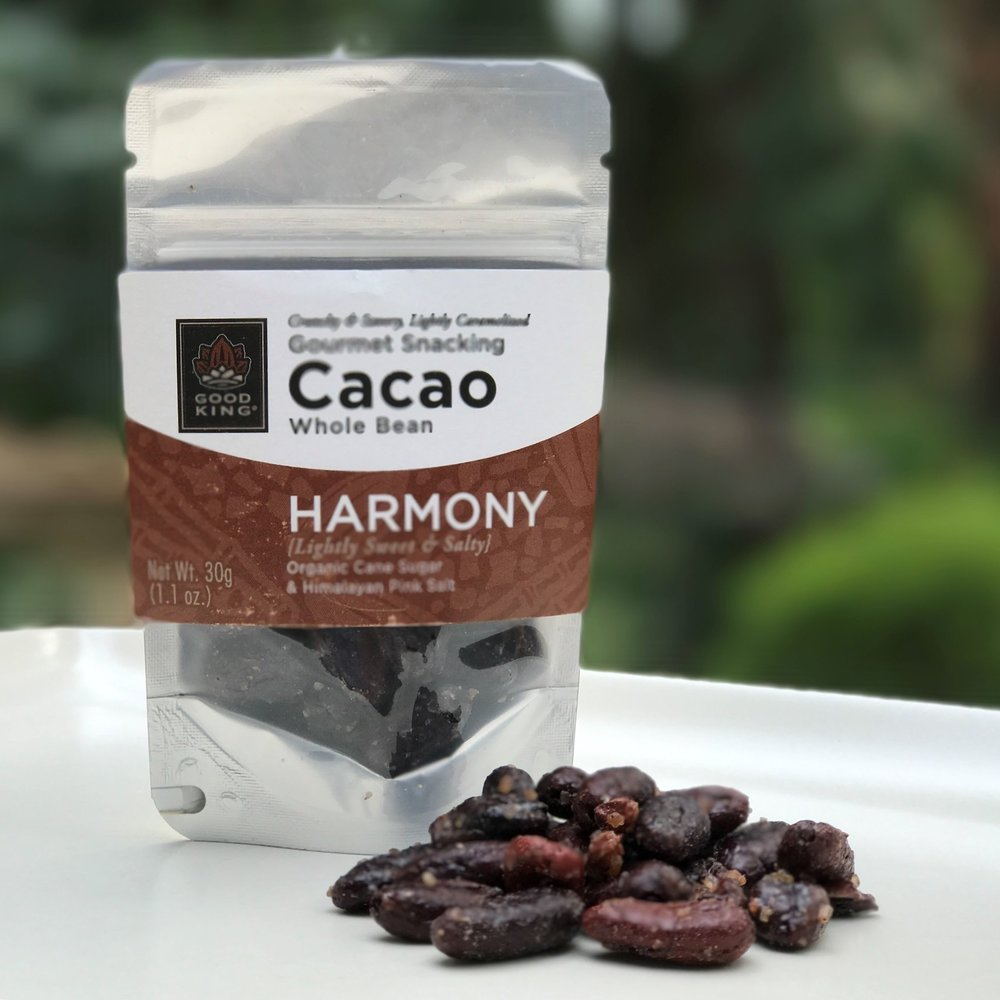 Gourmet Snacking Cacao Beans