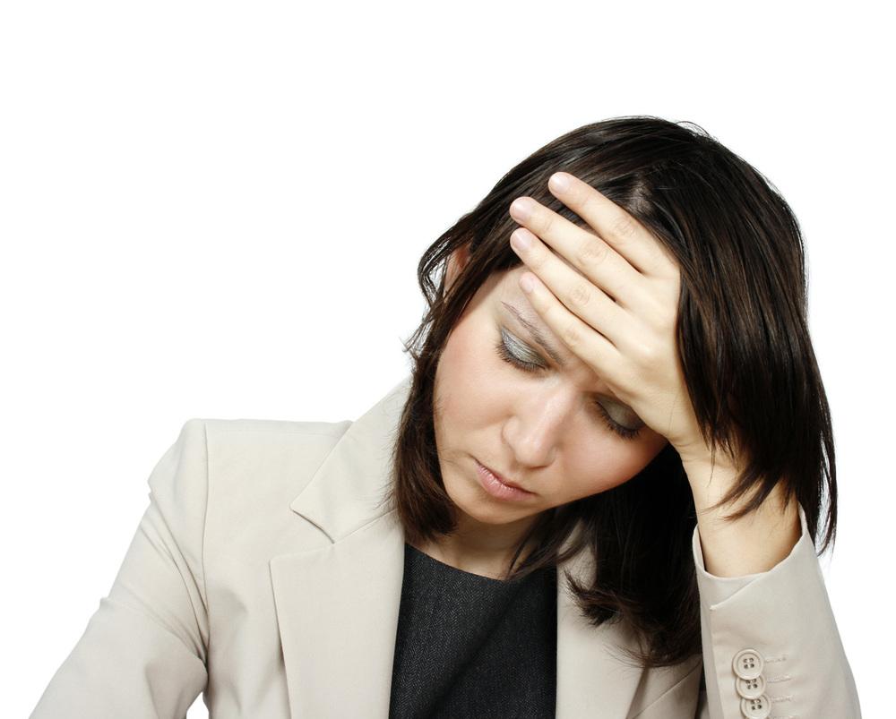 Căng thẳng là một phần của công việc thường ngày của chúng tôi.
