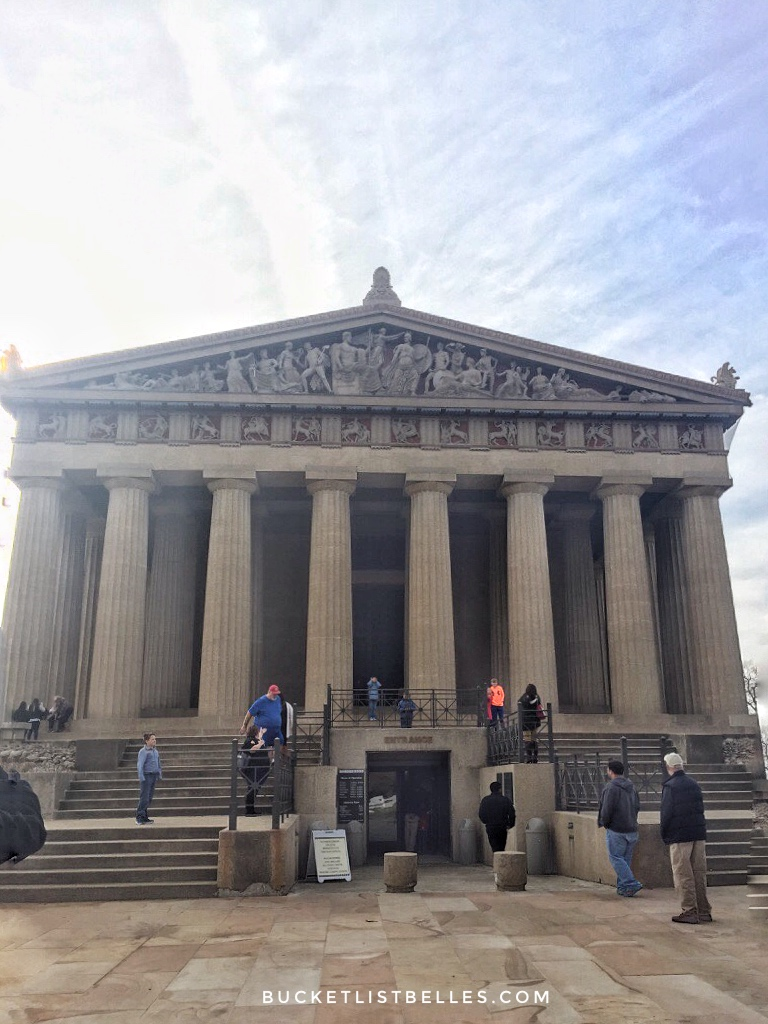 The Parthenon in Centennial Park