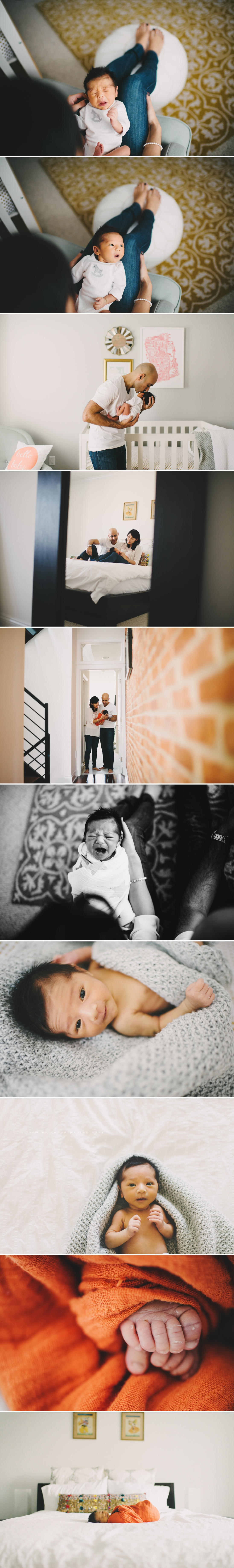 Yasmina Cowan Photography | Baltimore Newborn Lifestyle Photographer