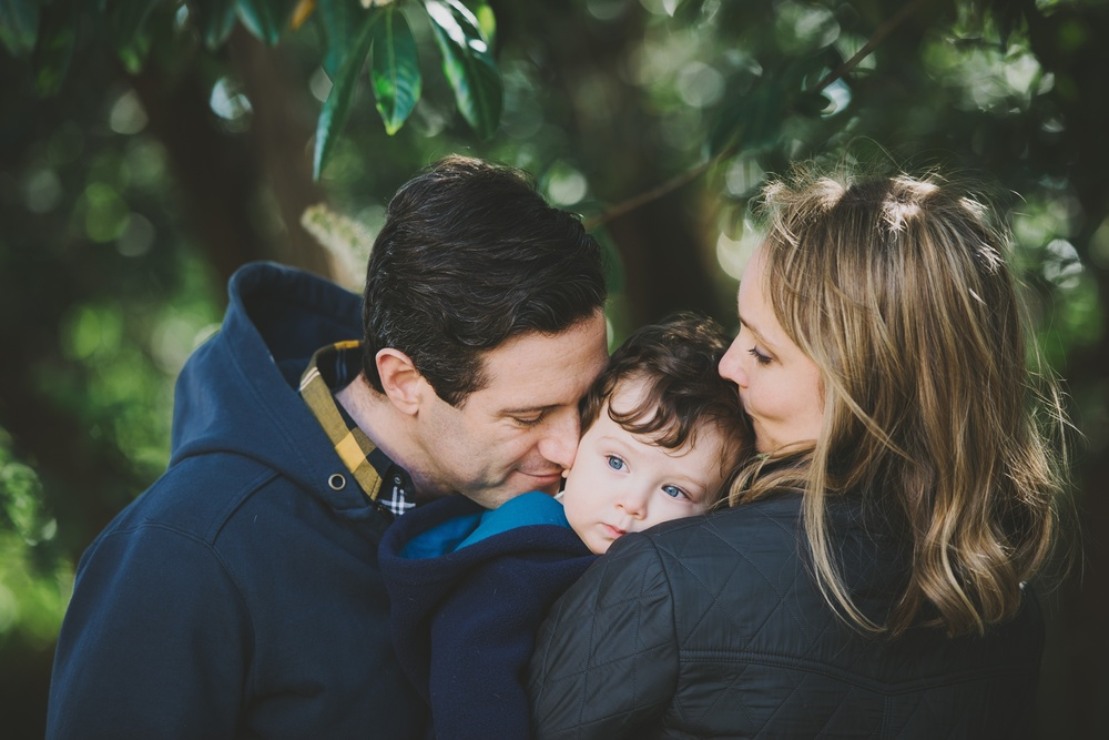 family of 3 // DC Family Photographer Yasmina Cowan