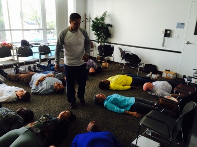 Meditation Class - Probation Officers