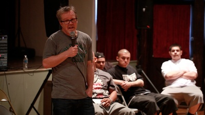Boxing Trainer Freddie Roach / Spreading Seeds 2014
