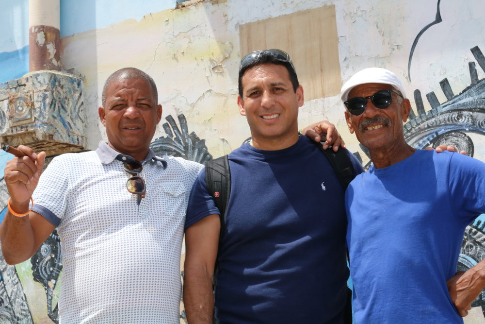 Callejon de hamel, Havana, Cuba