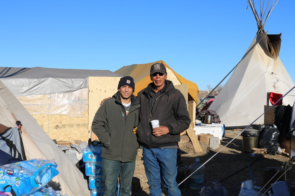 Uncle Sonny, Standing Rock, ND
