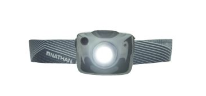Nathan Nebula Fire Headlamp   The first headlamp designed specifically for runners.  CLICK TO SHOP >