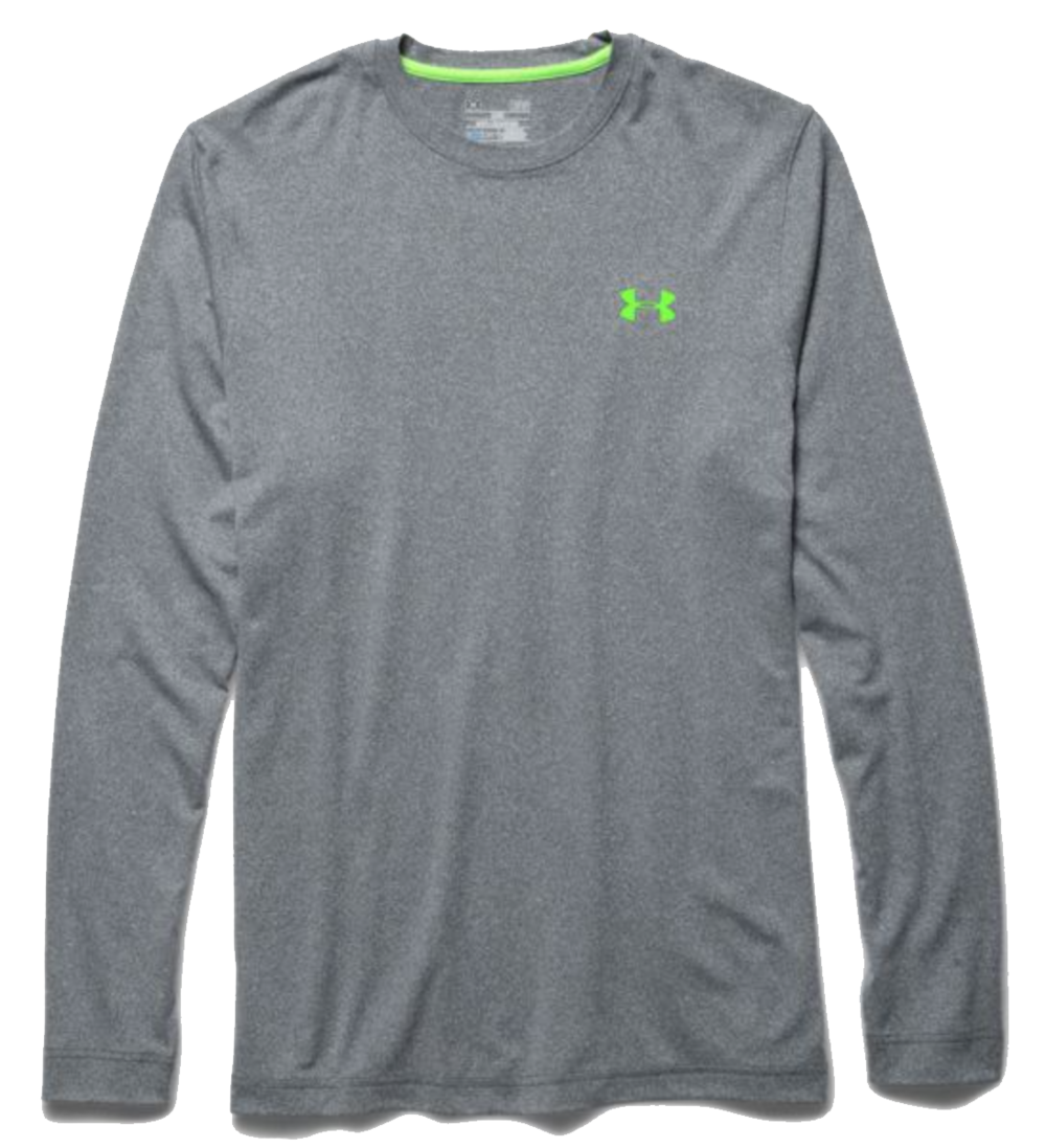 UNDER ARMOUR MEN'S COLDGEAR INFRARED LONG SLEEVE   Absorbs and retains your body heat while you work, making it the perfect base layer for colder temps.  CLICK TO SHOP >