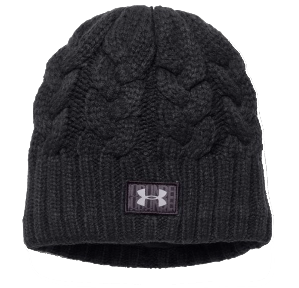 UNDER ARMOUR AROUND TOWN BEANIE   Shop now >
