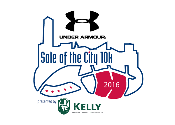 THE UNDER ARMOUR SOLE OF THE CITY 10K, presented by KELLY. Learn more >