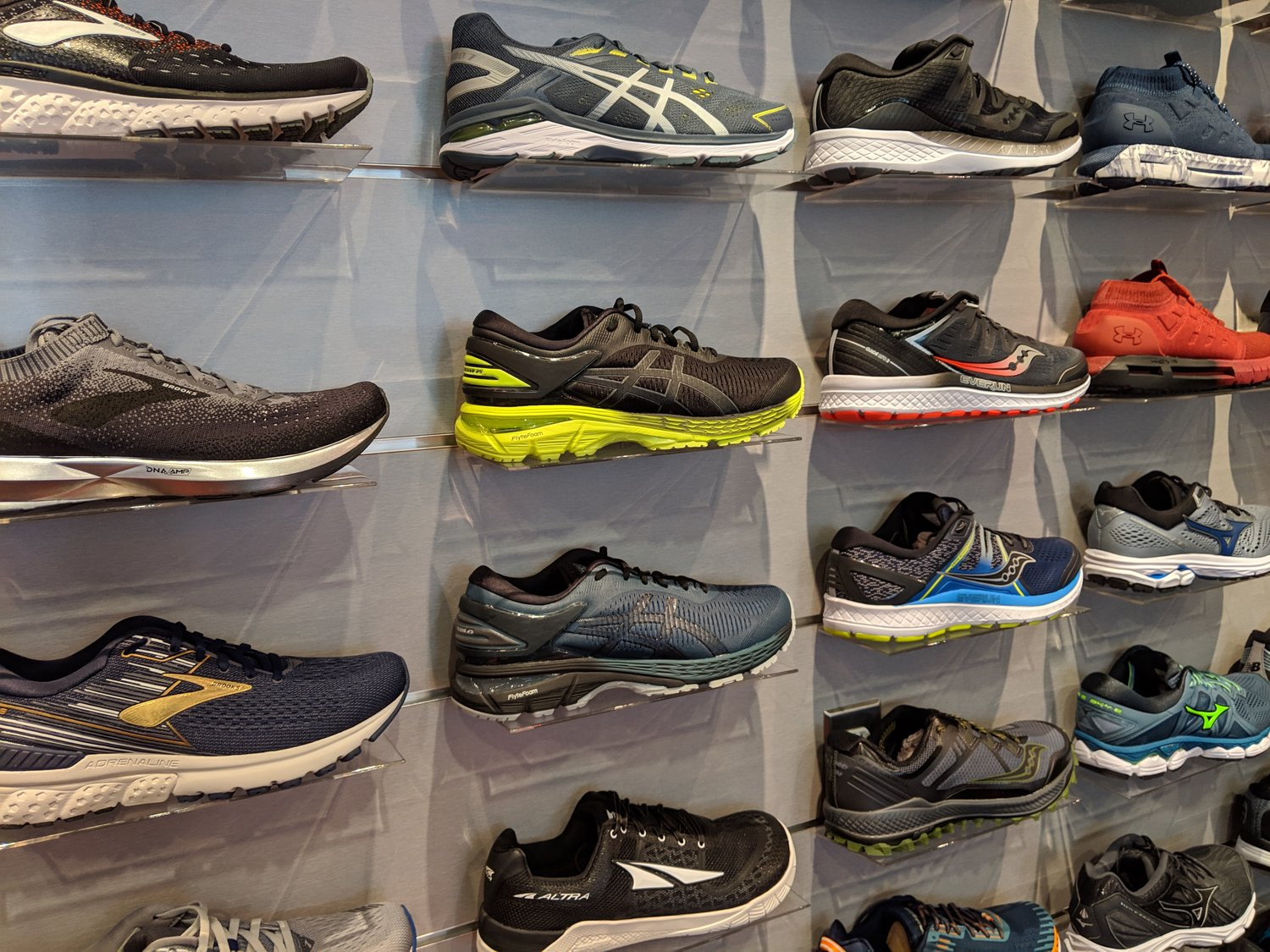 932f3dc04bce The Perfect Fit  How to Find Your New Favorite Running Shoe — Charm ...