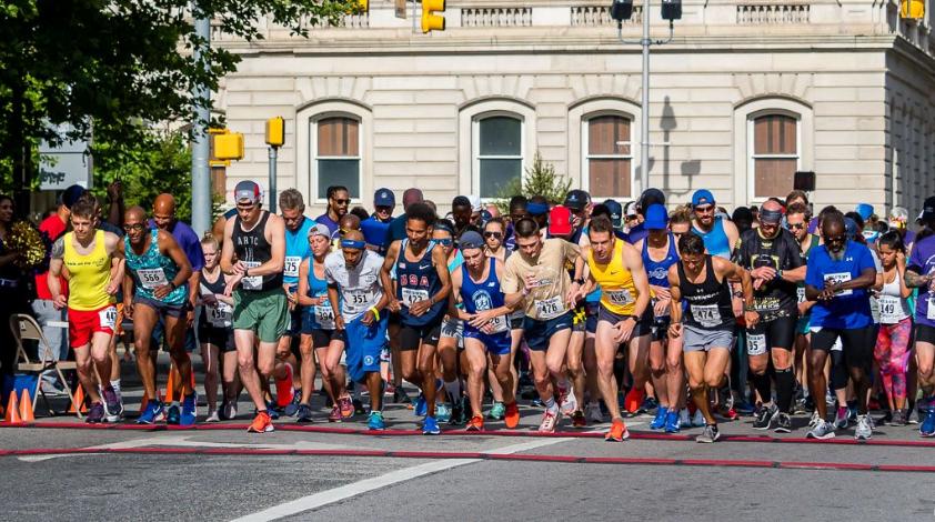 24th Annual MCVET 5K/10K Race and Walk — Charm City Run