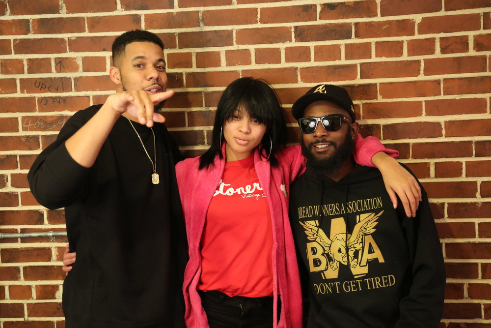 Vena E. On The 85 South Show