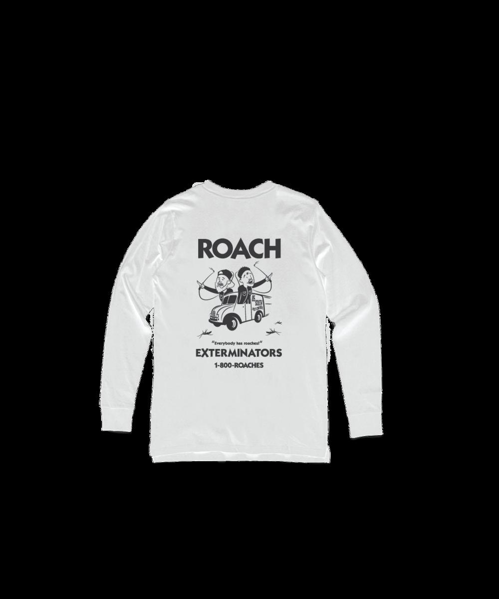 1-800 Roaches Roach Exterminator Tee