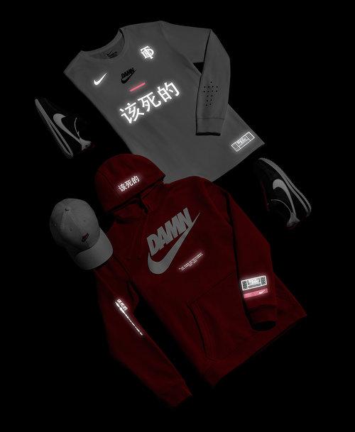 0de4035f Where To Buy The @Nike x @KendrickLamar / @TDE The Championship Tour ...
