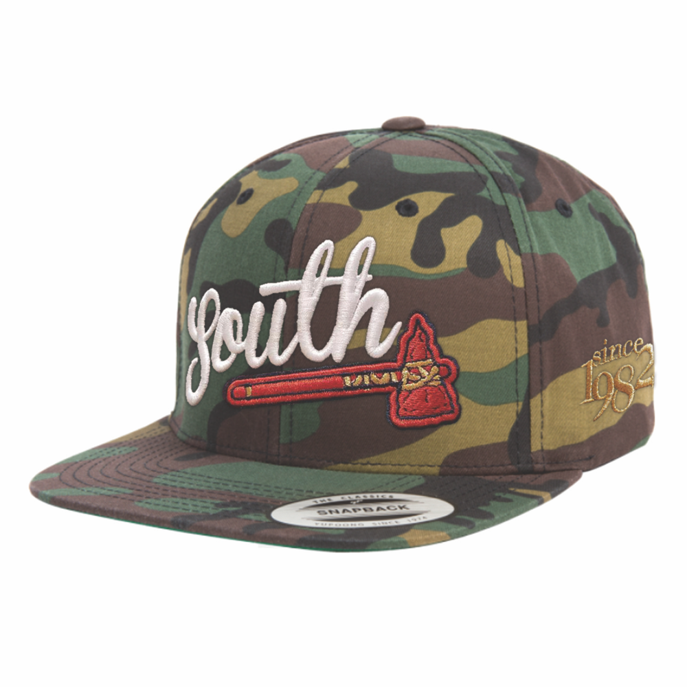 Home of the Brave - Camo 'Tour' Snapback