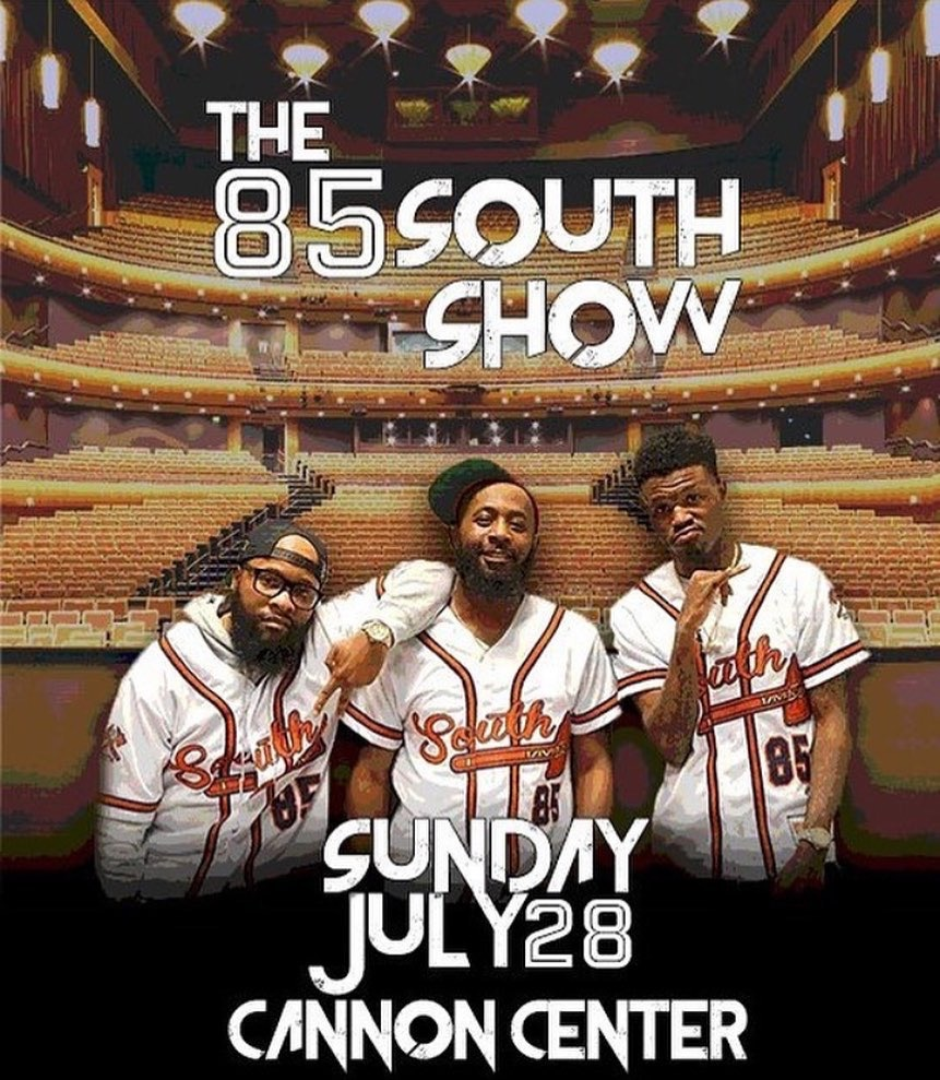 Comedian Events — @85southshow