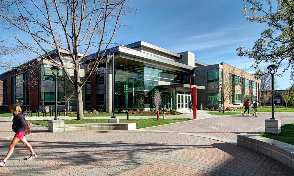 EWU Patterson Hall