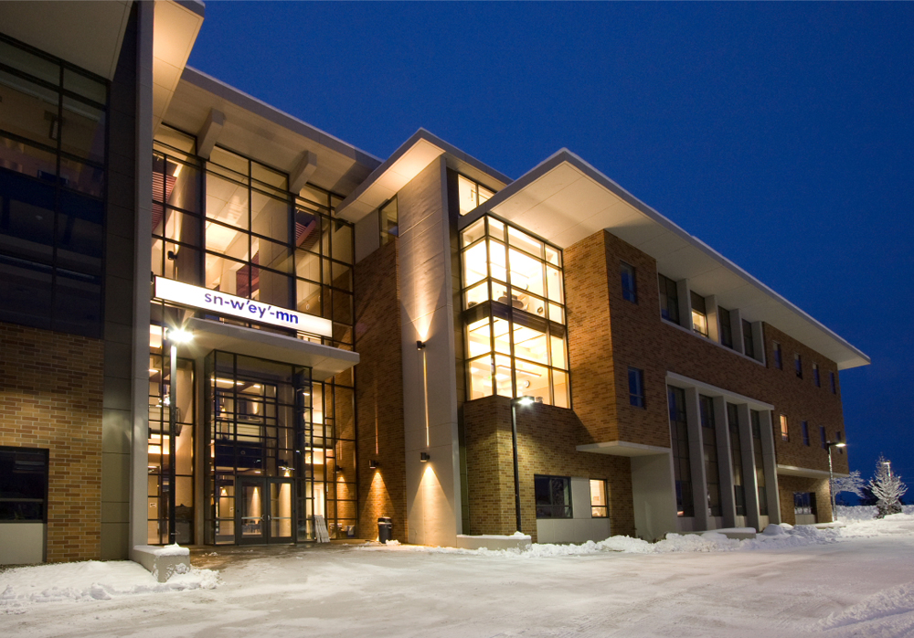 SFCC Spokane, sn-w' ey'-mn Building
