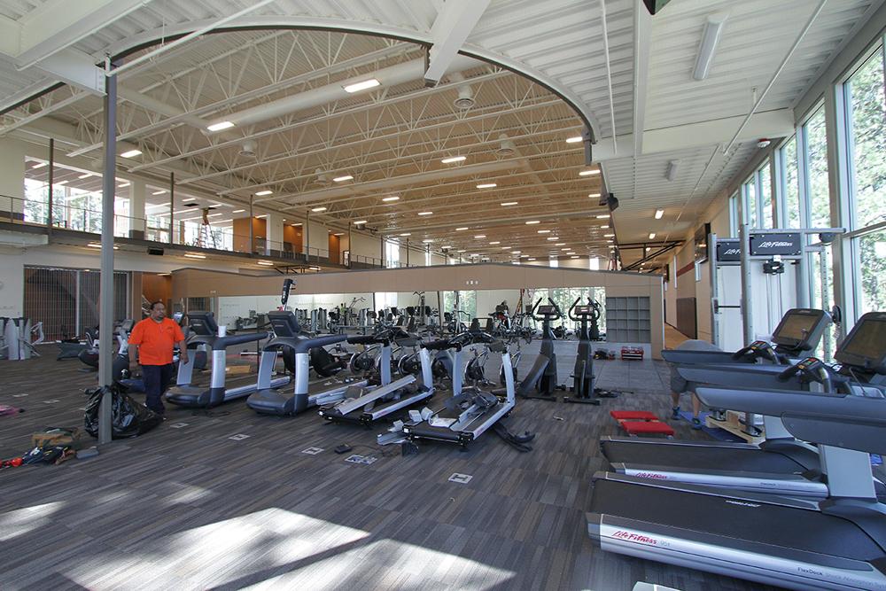 Whitworth University Campus Rec. Center