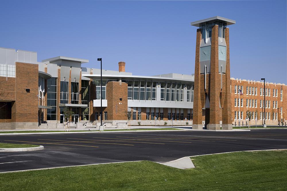 Rogers HS Spokane