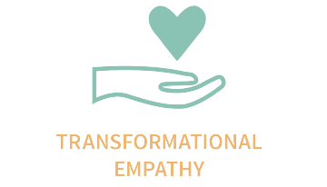 We believe that our human capacity to empathize with ourselves and each other is a core strength of being human. As we allow ourselves to change and grow through human connection we build relationships and capacity to serve in a meaningful way.