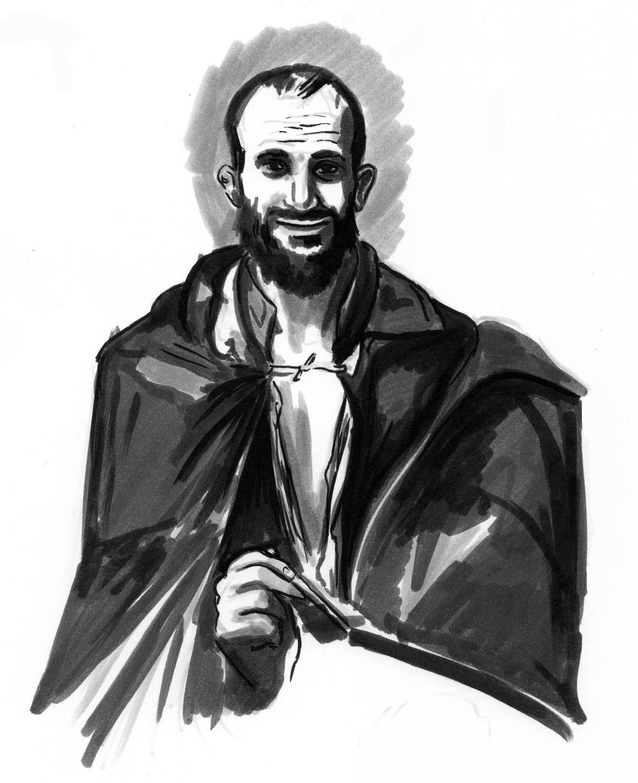 Day 20  -  Archimedes (1630)   Jose de Ribera (1591 – 1652)