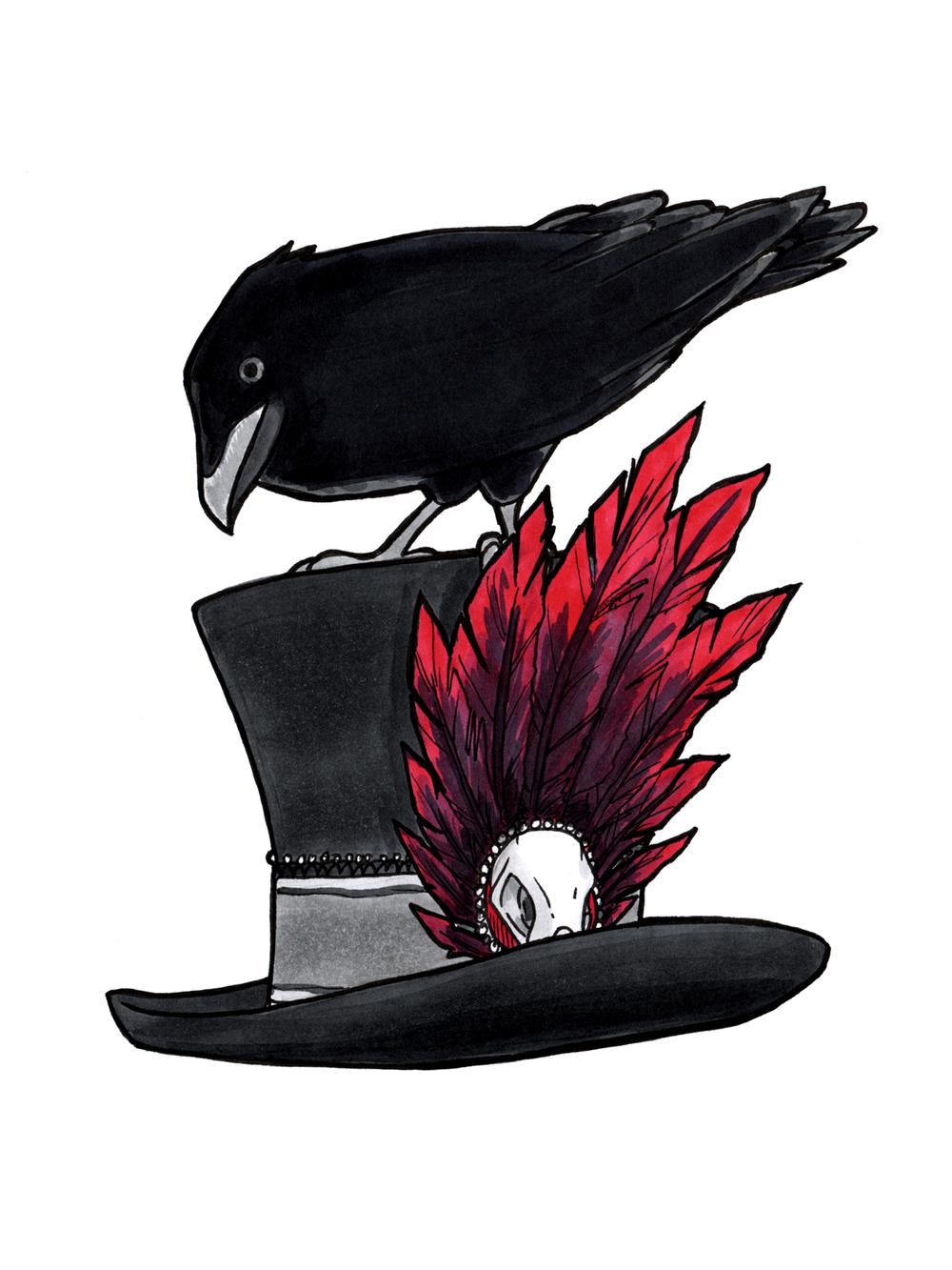 Day 28 - Raven