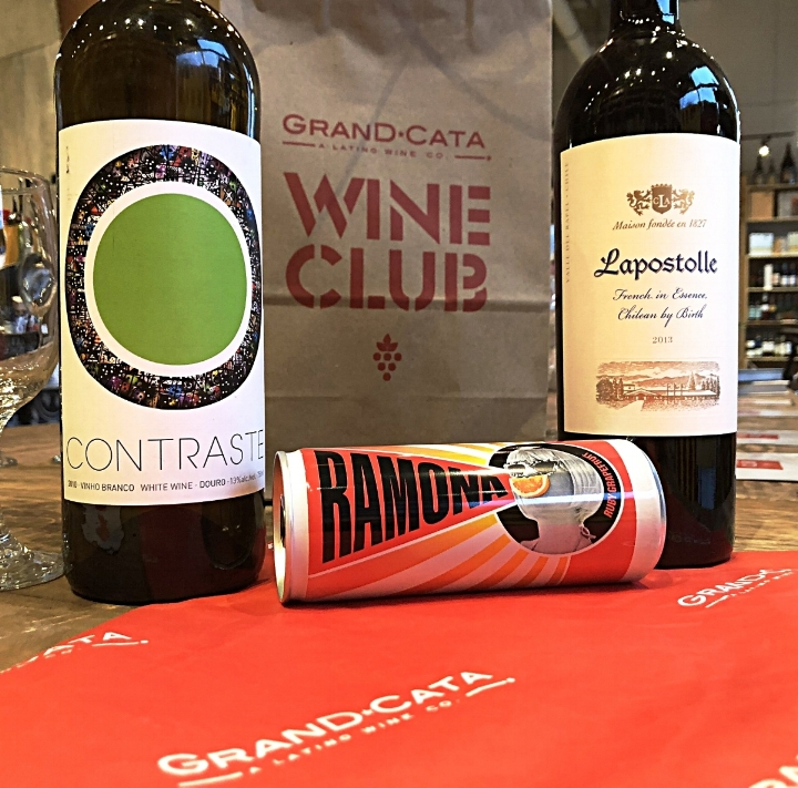 February Wine Club edition featuring women winemakers!