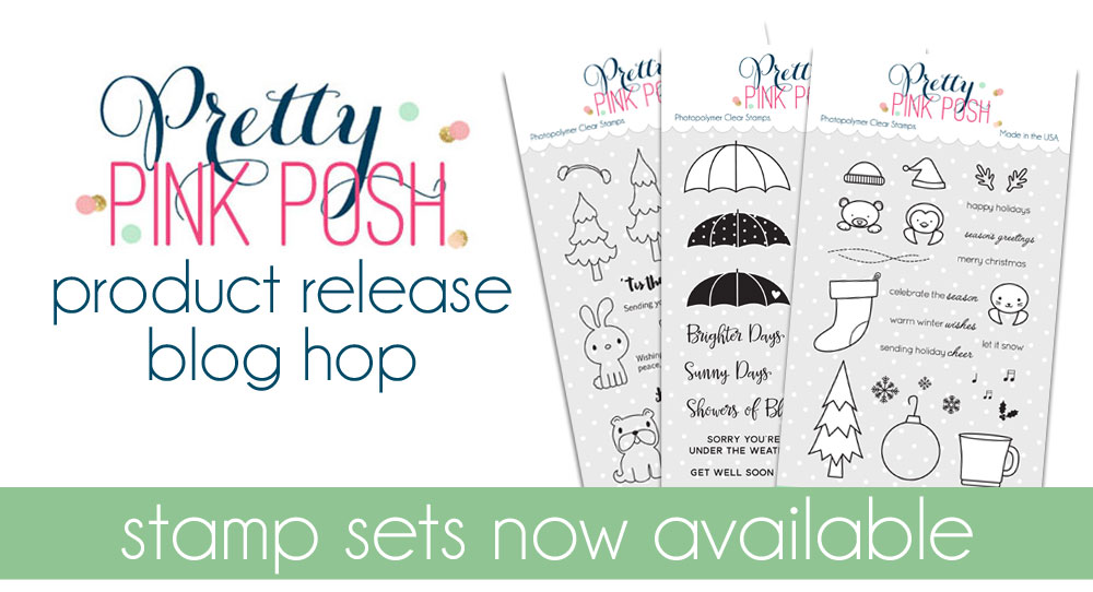 Pretty Pink Posh November Product Release Blog Hop