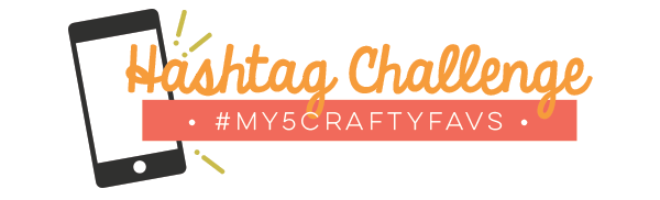 Creative Confessions #1 // My 5 Crafty Favorites + Challenge - rightathomeshop.com/blog