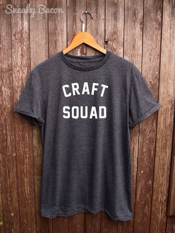 Craft Squad T-Shirt