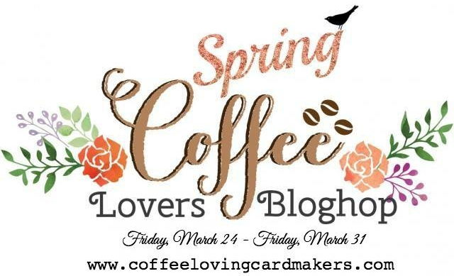 Coffee Lovers Blog Hop // Spring 2017