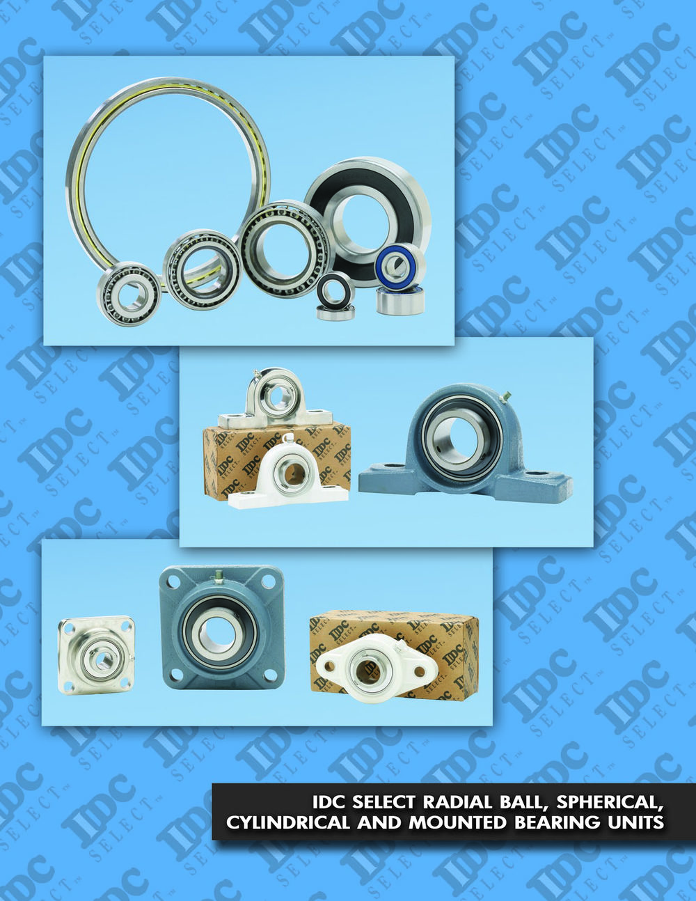 IDC Select Bearings